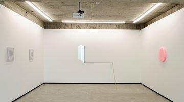 Contemporary art exhibition, Kāryn Taylor, Impossible Logic at Jhana Millers, Wellington, New Zealand