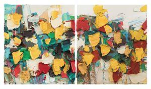 Sun by Zhu Jinshi contemporary artwork