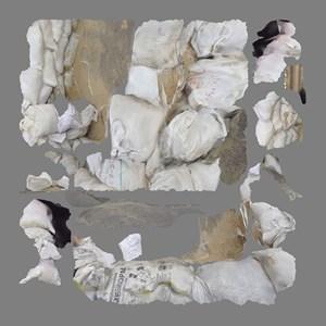 Sandbags/Texture, Kharkiv by Hito Steyerl contemporary artwork