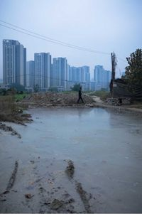 Circulation: Tianfu District by Lin Wei-Lung contemporary artwork photography