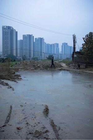 Circulation: Tianfu District by Lin Wei-Lung contemporary artwork