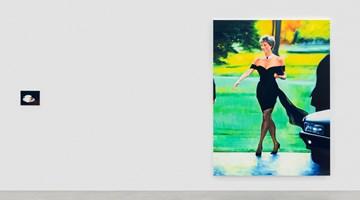 Contemporary art exhibition, Sam McKinniss, Neverland at Almine Rech, Brussels