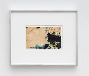 Untitled (from Rock Creek series) by Sam Gilliam contemporary artwork