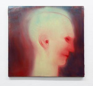 HÖRE! by Miriam Cahn contemporary artwork painting