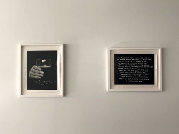 Exhibition view: Marie Shannon, Hamish McKay (24 May–22 June 2019). Courtesy Hamish McKay.