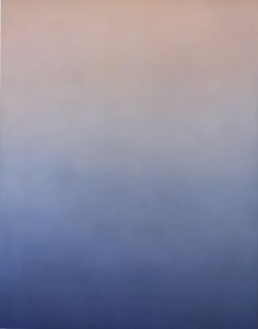 Sky Painting 13 by Rebecca Partridge contemporary artwork