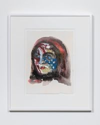 Adrienne Rich: Prospective Immigrants Please Note by Shahzia Sikander contemporary artwork works on paper