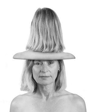Double Speak by Julie Rrap contemporary artwork