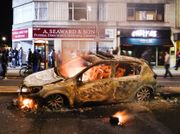 Baff Akoto Revisits 2011 'London Riots' in Augmented Reality Exhibition