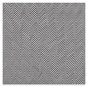 Descending by Bridget Riley contemporary artwork