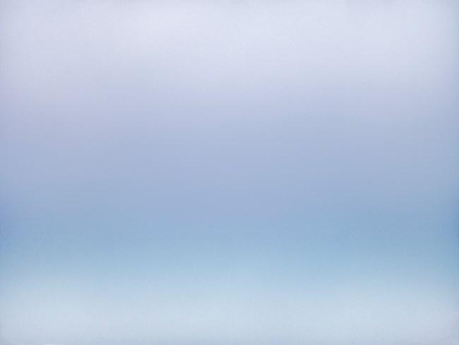 Icesheet #5314 by Murray Fredericks contemporary artwork