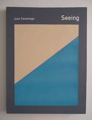 Seeing / Jose Saramago (2) by Heman Chong contemporary artwork