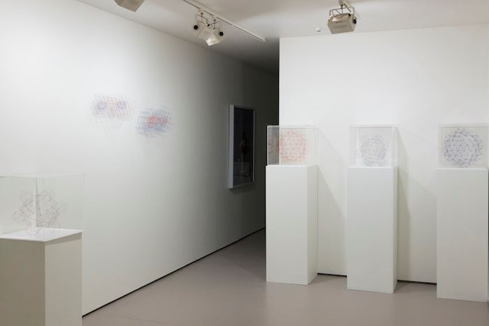 Exhibition view: Peter Trevelyan, Differentiate, Bartley + Company Art, Wellington (27 May–20 June 2020). Courtesy Bartley + Company Art.
