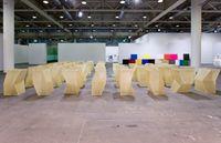 Eins und Summe by Vaclav Pozarek contemporary artwork sculpture, installation