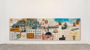 Contemporary art exhibition, Luiz Zerbini, Luiz Zerbini 1990s at Fortes D'Aloia & Gabriel, São Paulo, São Paulo