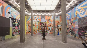 Contemporary art exhibition, Yann Gerstberger, ICE NEWS & FREEWAY FETISHES at Galería OMR, Mexico City