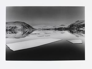 The extreme Arctic, Norway by Don McCullin contemporary artwork