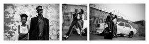 Pele Magareng Morago (Before During After) 5 by Manyatsa Monyamane contemporary artwork
