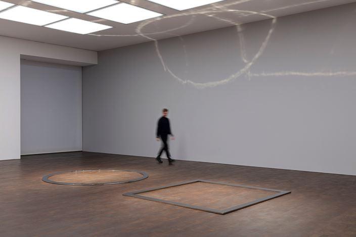 Exhibition view: Walter De Maria, Idea to Action to Object, Gagosian, Grosvenor Hill, London (24 January–9 March 2019). © Estate of Walter De Maria. Courtesy Gagosian.