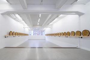 Cedar by Xavier Veilhan contemporary artwork