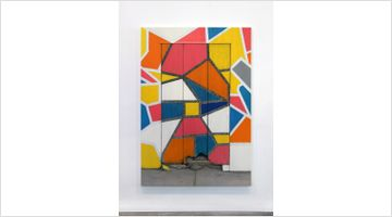 Contemporary art exhibition, Andrew Browne, Shoegazer 2.0 at Tolarno Galleries, Melbourne