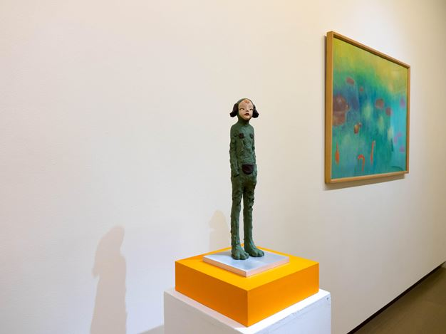 Exhibition view: Group Exhibition, Art of Absence 留白, Eslite Gallery, Taipei (10 August–1 September 2019). Courtesy Eslite Gallery.