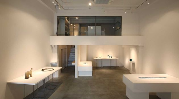 Gallery NAO MASAKI contemporary art gallery in Nagoya, Japan