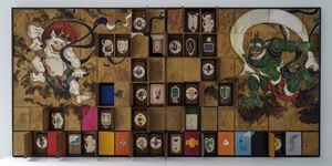 Work 65-3 & 4 by Yukihisa Isobe contemporary artwork