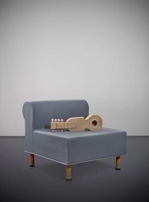 Same old song by Genesis Belanger contemporary artwork sculpture