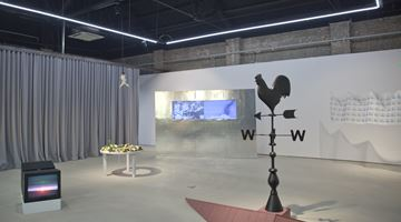 Contemporary art exhibition, Chen Dandizi, TROPICAL ROOM at Hua International, Beijing