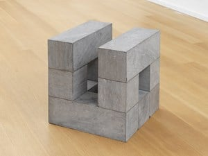 Belgicube I by Carl Andre contemporary artwork