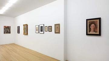 Contemporary art exhibition, Marie Laurencin, An exhibition organized by Jelena Kristic at Galerie Buchholz, New York