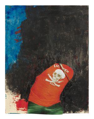 DRFTRS (7257) by Sterling Ruby contemporary artwork