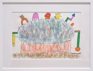 Work by Sadamasa Motonaga contemporary artwork