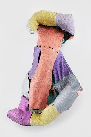Back Bone by Lynda Benglis contemporary artwork
