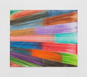 Nomade by Bernard Frize contemporary artwork