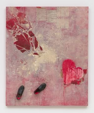 No More Drama by Brenna Youngblood contemporary artwork