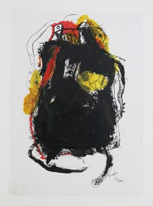 Backpack 7 by Jagath Weerasinghe contemporary artwork