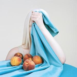 Peaches and Velvet by Petrina Hicks contemporary artwork