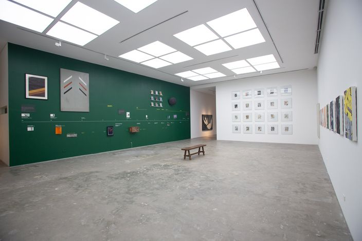 Exhibition view: Gary-Ross Pastrana, Things That Came to Light, Silverlens, Manila (31 July–28 August 2021). Courtesy Silverlens.