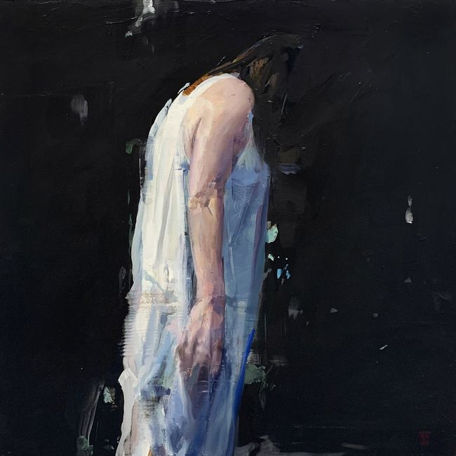 J.W. in NH by Alex Kanevsky contemporary artwork