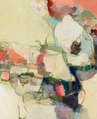 Pueblo by Terrell James contemporary artwork painting