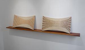 Circular Anamorphosis - Schemas 1 & 2 by Praneet Soi contemporary artwork