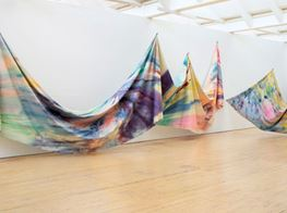 SAM GILLIAM with Tom McGlynn