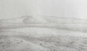 Untitled (Ruins Series) by Ali Kazim contemporary artwork