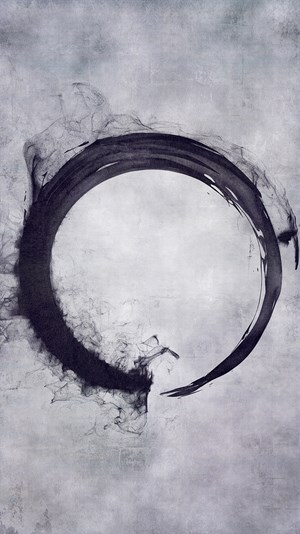 Enso by teamLab contemporary artwork