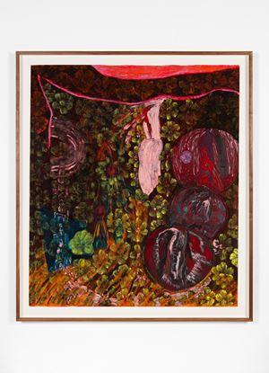 Molto Pesante Ma Risoluto by Mimi Lauter contemporary artwork