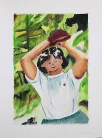 Untitled by Hiroya Kurata contemporary artwork painting