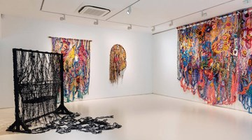 Yeo Workshop contemporary art gallery in Singapore