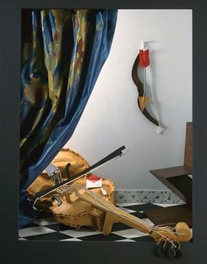 Resonances, after J.V. by Coosje Van Bruggen and Claes Oldenburg contemporary artwork
